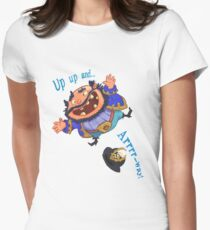 Upup Women's Fitted T-Shirt