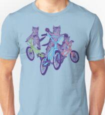 BMX Kittens Unisex T-Shirt
