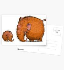 Mammothz Postcards