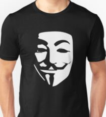 Guy Fawkes mask T-Shirt