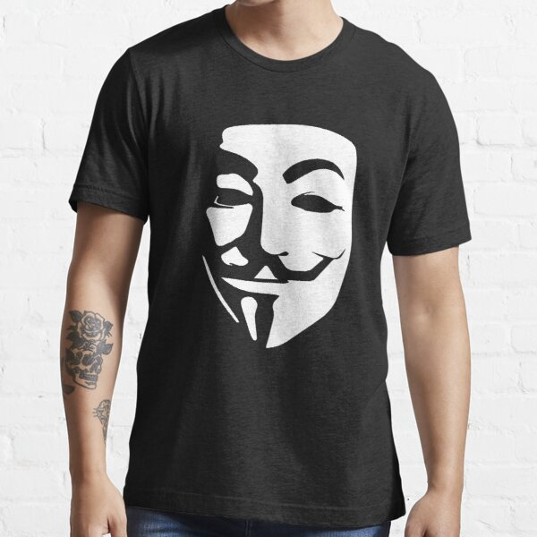 Guy Fawkes mask Essential T-Shirt