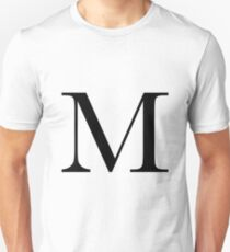 The Letter 'M' T-Shirt