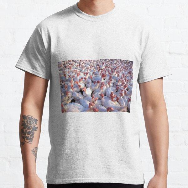 Turkey Farm T-shirt classique