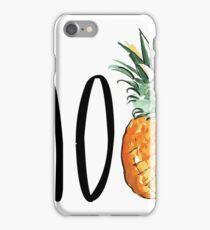 AOpineapple iPhone Case/Skin