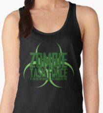 Zombie Task Force Green Women's Tank Top