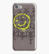 221B wallpaper iPhone Case/Skin