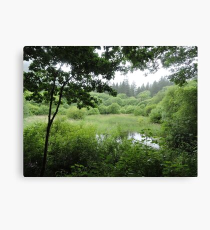 The Earth Is What We Have In Common Canvas Print