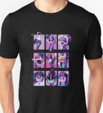 Forms of Twilight Sparkle T-Shirt