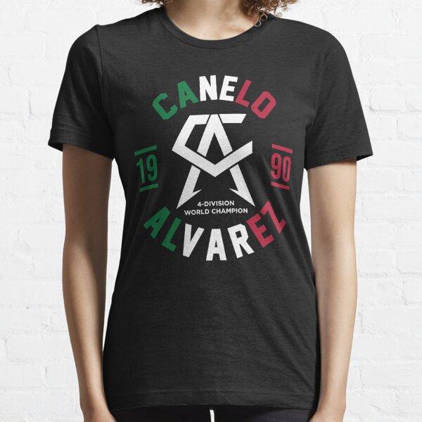 Canelo Alvarez Camiseta esencial