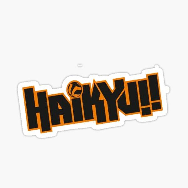 Haikyuu !! Sticker