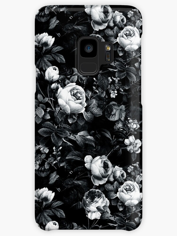 Roses Black and White by RIZA PEKER