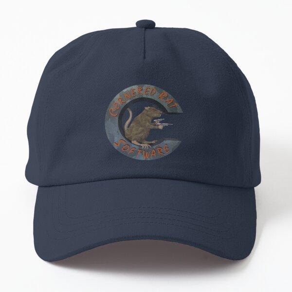 Cornered Rat Software Dad Hat