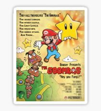 The Goombas Sticker