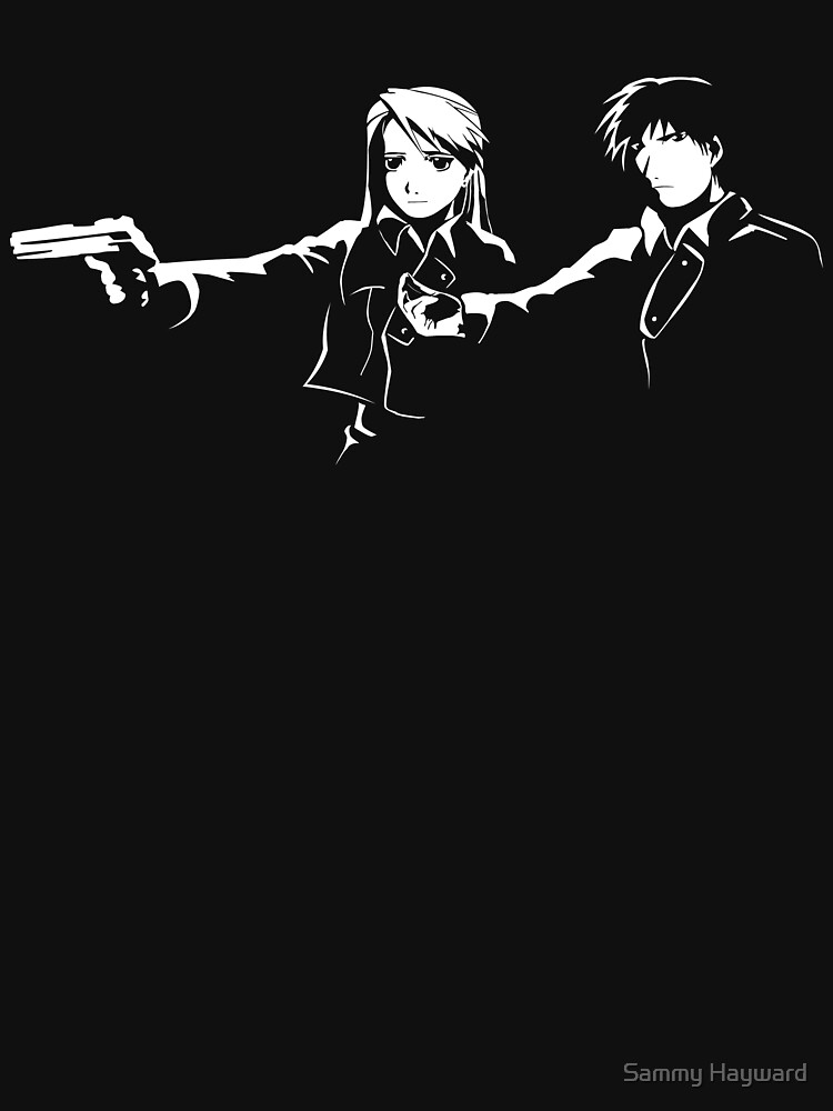 Fullmetal Alchemist / Pulp Fiction | Unisex T-Shirt