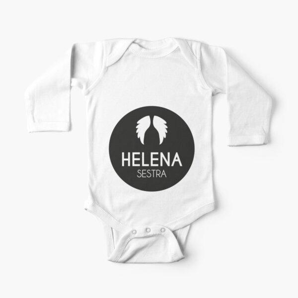 helena/sestra Long Sleeve Baby One-Piece