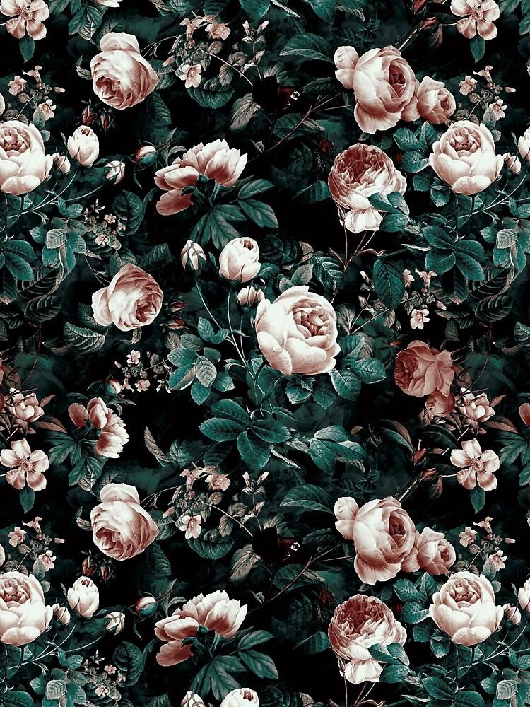 Rosen Grün von rizapeker