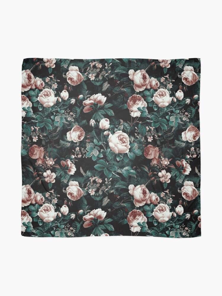 Alternative Ansicht von Rosen Grün Tuch