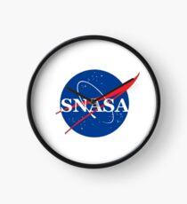 SNASA Clock