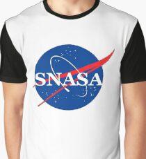 SNASA Graphic T-Shirt