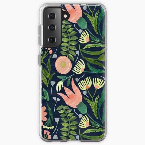 Floral Garden Samsung Galaxy Soft Case