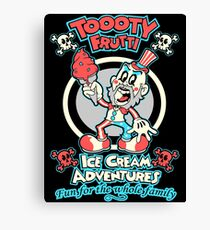 Toooty Frutti Canvas Print