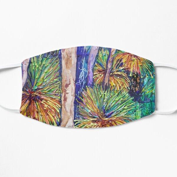 Grass Trees & Gums Flat Mask