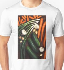 Healthy Vegetables T-Shirt