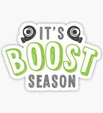 It's boost season - 2 Sticker