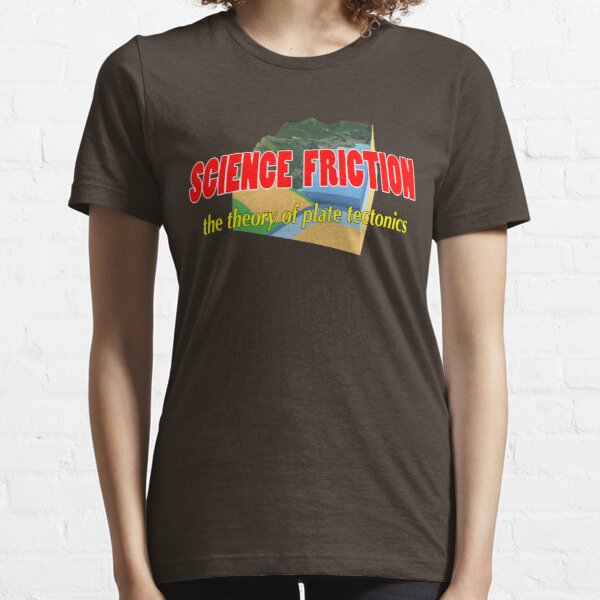 Science Friction Essential T-Shirt