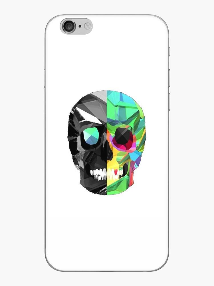 «Cráneo de 2 caras» de LazyPepito