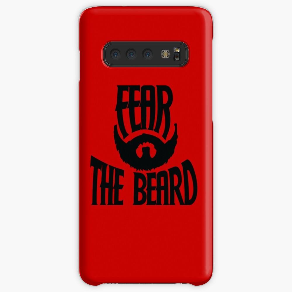 Temer la barba Fundas y vinilos para Samsung Galaxy