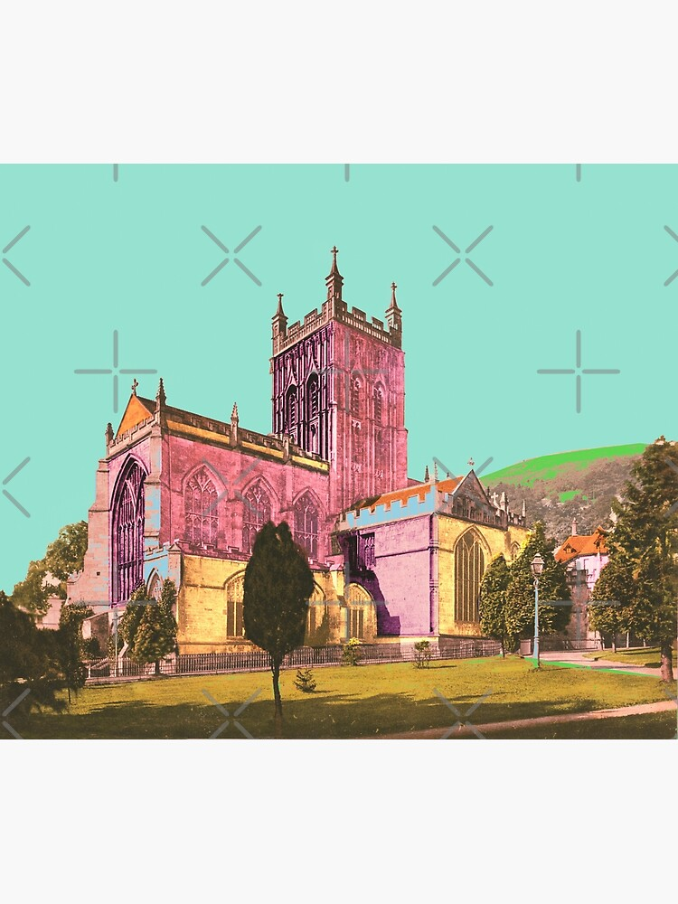 Great Malvern Priory England von Mauswohn