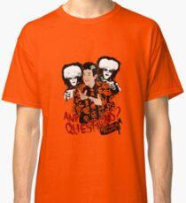 David S Pumpkins, Any Questions? Classic T-Shirt