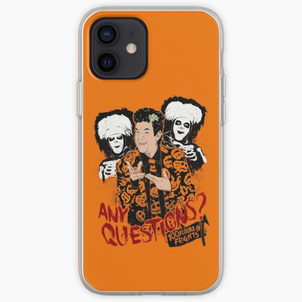David S Pumpkins, Any Questions? iPhone Soft Case