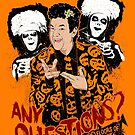 David S Pumpkins, Any Questions? by Robiberg