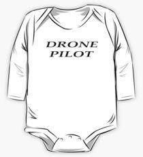 DRONE PILOT One Piece - Long Sleeve
