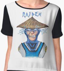Raiden Women's Chiffon Top