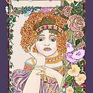 Juliet's Flower Bower by redqueenself