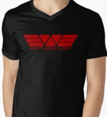 Weyland Corp Men's V-Neck T-Shirt