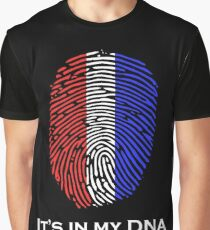 It's in my DNA! PRIDE! Graphic T-Shirt
