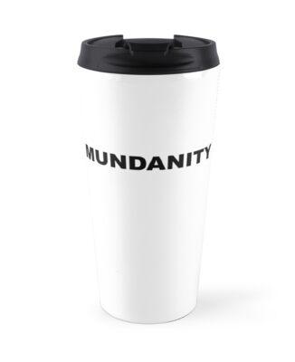 MUNDANITY by LudlumDesign