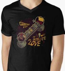 Mystery Science Theater 3000 (MST3K) Men's V-Neck T-Shirt