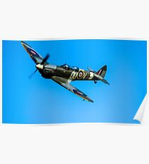Airplane - Spitfire Poster