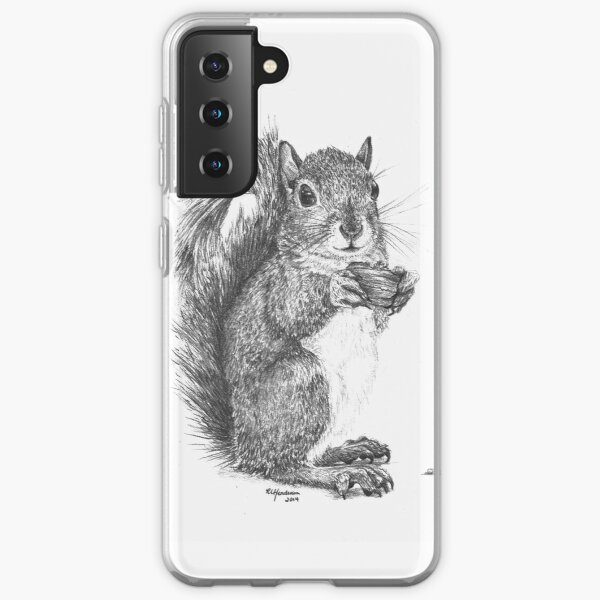 Snickers the Squirrel Samsung Galaxy Soft Case