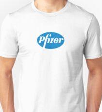 Pfizer Xanax Bars logo Zone 2mg Benzo Unisex T-Shirt
