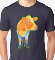 Cosmic Cow Unisex T-Shirt