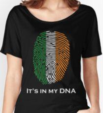 I'm Irish, It's in my DNA! Women's Relaxed Fit T-Shirt