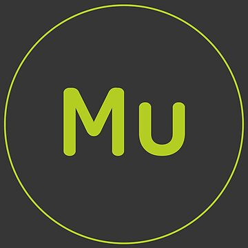 Adobe CC Muse Circle Letters  by lnd310