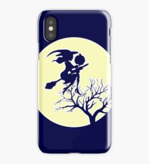 HALLOWEEN - MOONLIGHT WITCH iPhone Case