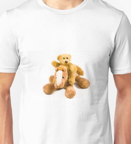 Ted's first riding lesson T-Shirt